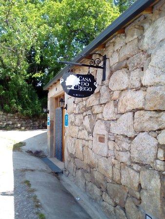 imagen Casa do Rego bar-cafetería en Paradela