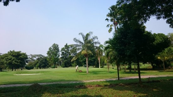 Cilegon, Indonesia: Golf Course