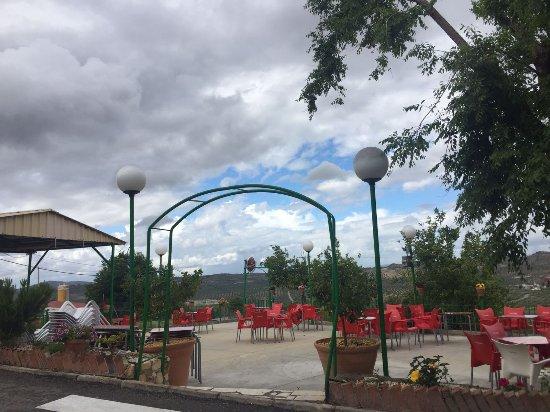 Luque, إسبانيا: Terraza