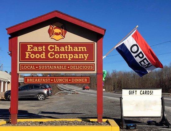 East Chatham, نيويورك: East Chatham Food Company