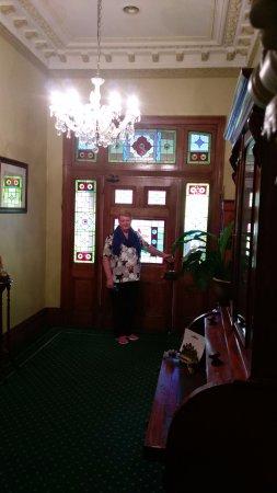 Ormiston House: Beautiful Main Entrance