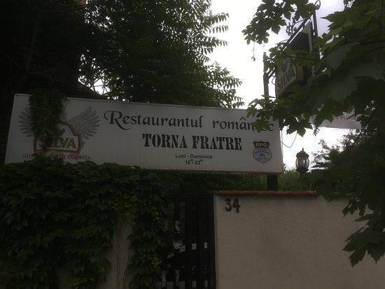 Torna Fratre: Entrance