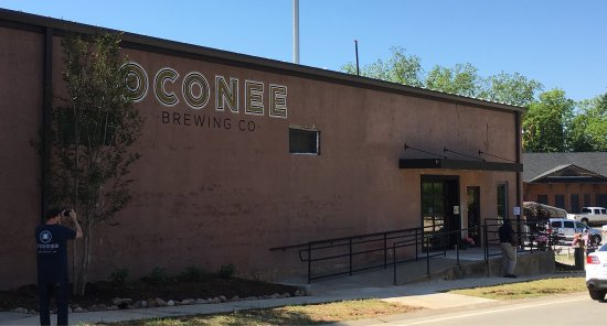 Image result for oconee brewery