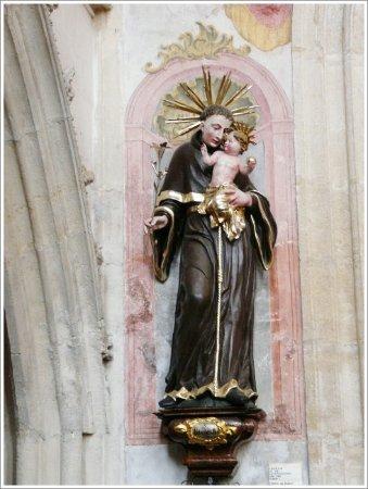 Krems an der Donau, Austria: another saint