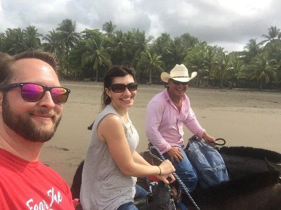 Esterillos Este, Costa Rica: Smile! This is a blessing !
