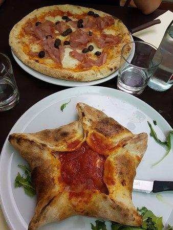 Luna Rossa: Pizza