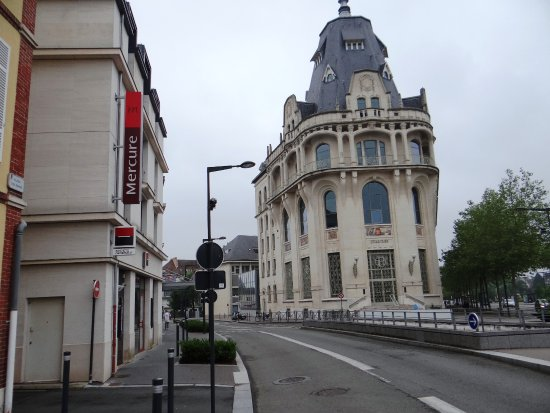 Mercure Chartres Centre Cathedrale
