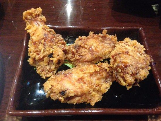 คาตี, เท็กซัส: Fried Chicken Wings