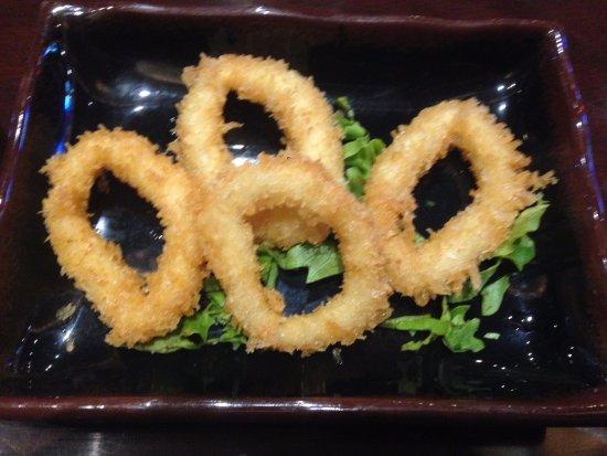คาตี, เท็กซัส: Fried Squid Rings