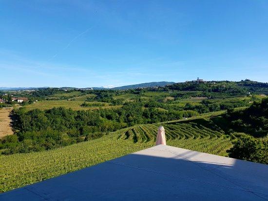 Dobrovo, Eslovênia: Restavracija Panorama
