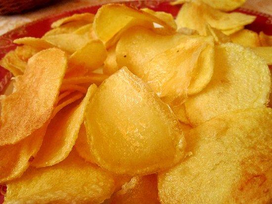Burguillos, Spania: Patatas frtitas