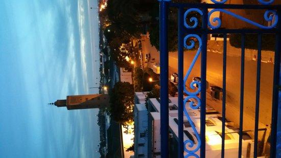 Helnan Chellah Morocco: Le plus : la terrasse au 6ème étage.