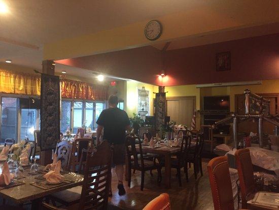 Ubon Thai Victorian Restaurant Inn