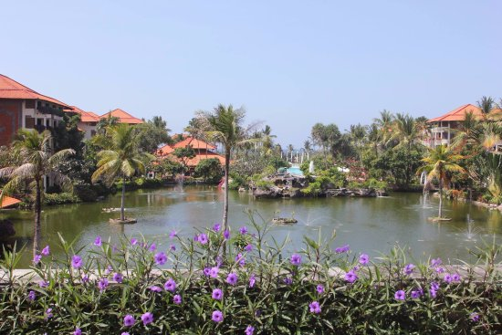 Ayodya Resort Bali: View from the room