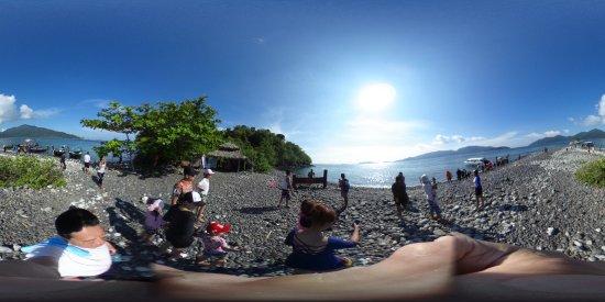 Satun Province, Tailandia: 360度だとこんな感じ。