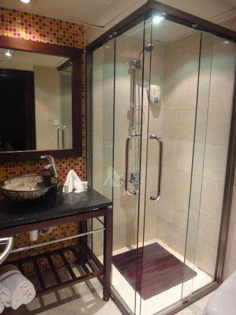 Hawalli, Kuwait: Bathroom ok