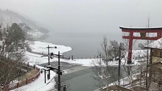 Lake Chuzenji: 中禅寺湖