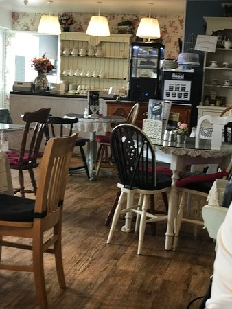Hockley Market Garden Centre Tea Room