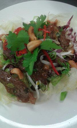Windang, Australia: Thai Beef Salad