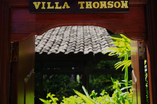 The Pavilions Bali: One of the main personalised touches you would never get with large hotels