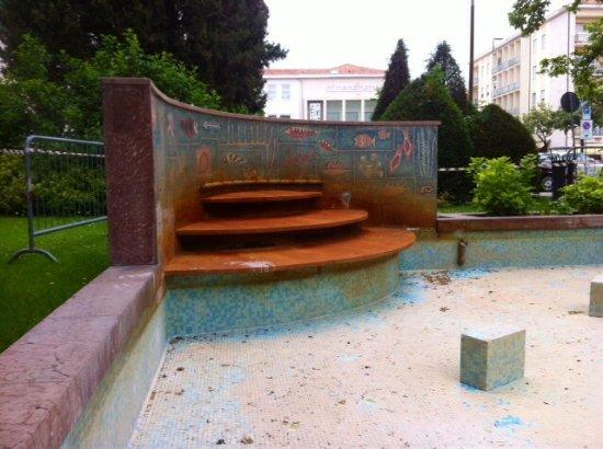 Fontana di Moretti
