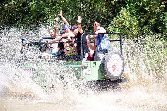 Novaraft: 4x4 wd jeep safari trips