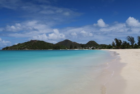 Saint Mary Parish, Antigua : Gorgeous, unspoiled beach