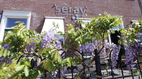 Restaurant Seray: Het terras
