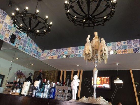 Castro Verde, Portugal: Staff simpático e profissional, ambiente muito agradável e refeição fantástica.