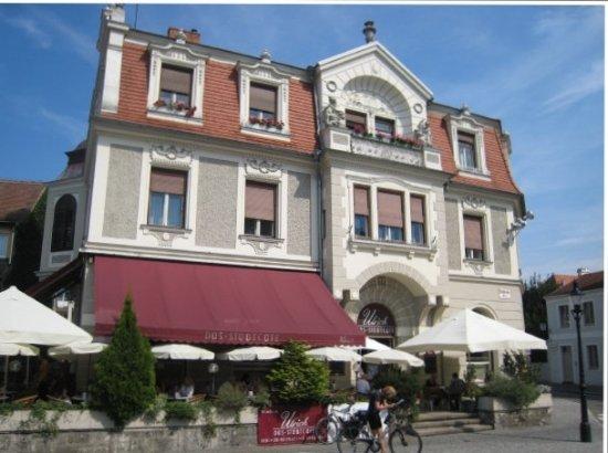 Krems an der Donau, Austria: The Ulrich Stadtcafe