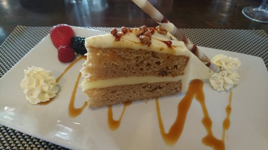 Banchory, UK: Just one of the incredible desserts we had
