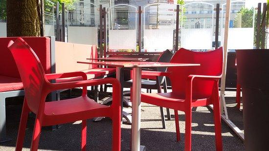 Vienne, France: la Péniche