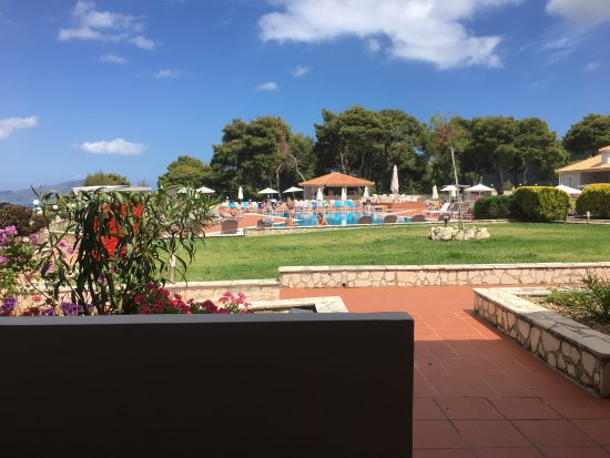 Keri Village by Zante Spa by day and Night