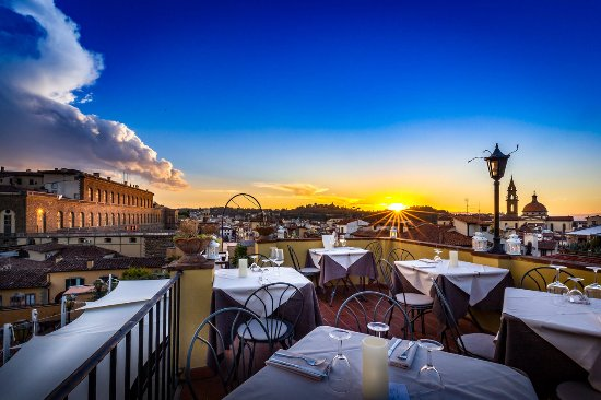The 10 Best Restaurants With A View In Florence Tripadvisor
