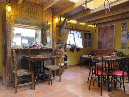 Ayahuasca - Arte Cafe Conocimiento: Restaurante
