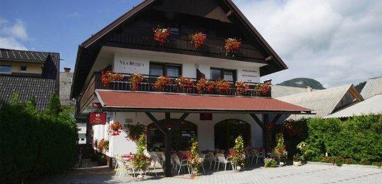 Bohinjska Bistrica, Slovenien: Penzion Vila BIstrica