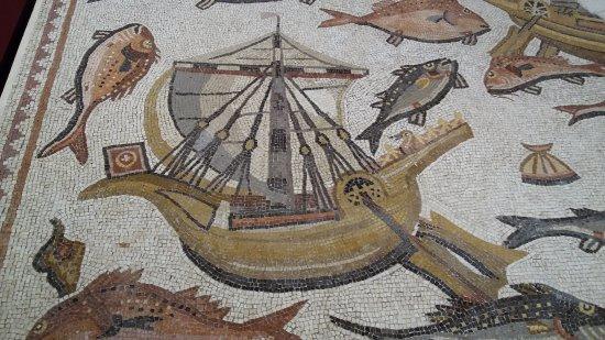 National Maritime Museum : Mosaic