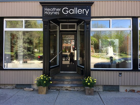 Gananoque, Canadá: Heather Haynes Gallery