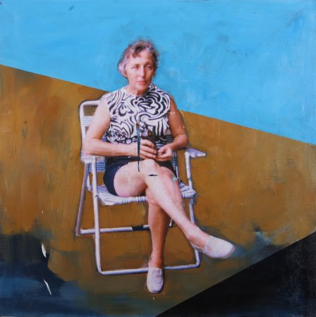 Gananoque, Canada: Painting by Heather Haynes