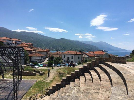 Ancient Theatre of Ohrid : photo1.jpg