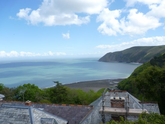 Lynmouth, UK: magical views