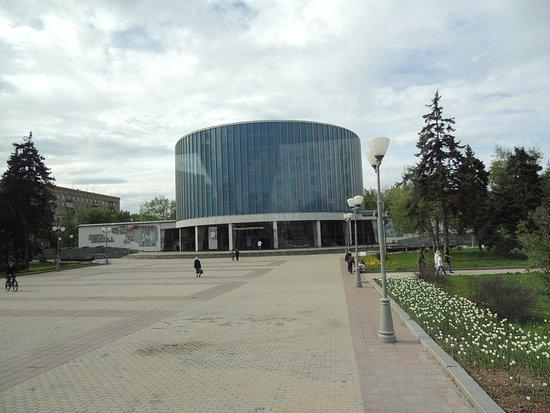 """Музей-панорама """"Бородинская битва"""": photo0.jpg"""