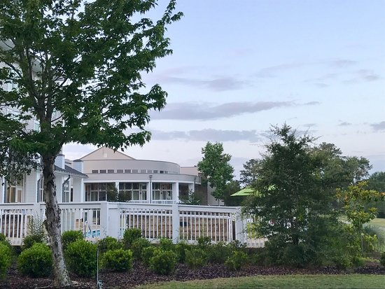 Lake Blackshear Resort and Golf Club: The grounds