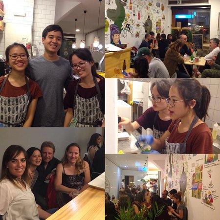 Restaurante tutu vietnamese cuisine en barcelona con cocina vietnamita - Restaurante vietnamita barcelona ...