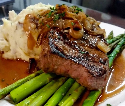 Springfield, OR: Sirloin Special