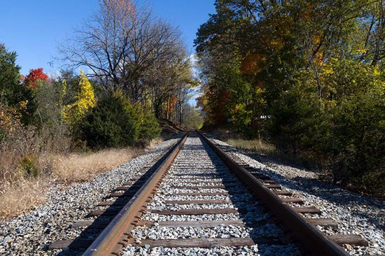Glenwood, NJ: Railbed