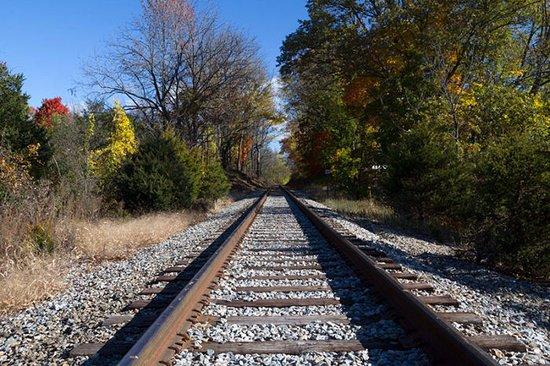Glenwood, نيو جيرسي: Railbed