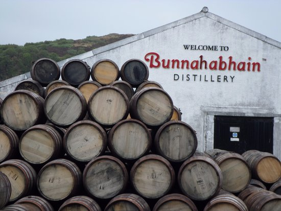 Isle of Jura, UK: Afternoon private hire to Bunnahabhain