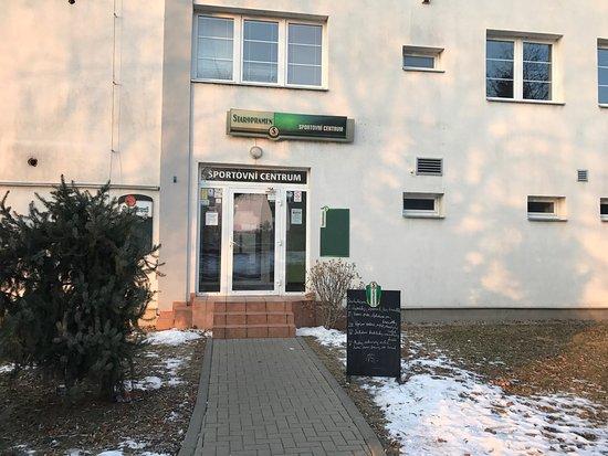 Sportovní centrum Otrokovice