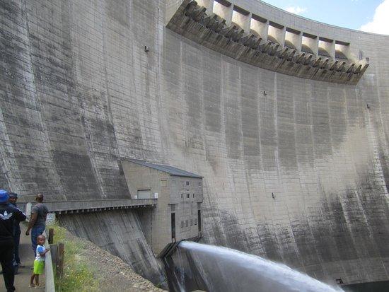 Bokong, ليسوتو: Katse Dam